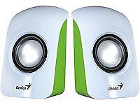 Kye 31731006103 - Genius Speakers Sp-u115 White