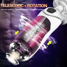 Automatic Telescopic Rotation Adult Toys 6.0