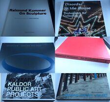 Bücher Konvolut: 6 Kunstbücher - Raimund Kummer, Jahanguir, Vanhaerents, etc.