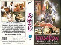 (VHS) Violation - Die Ohnmacht des Opfers - Vergewaltigungsdrama USA 1979