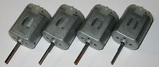 4X FC-280 w/ Long D Flat Shaft - Car Door Lock and Mirror Auto Motor FC280PC