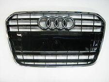 Original Audi A6 S6 4G Kühlergrill Grill chrom schwarz glänzend 4G0853651 T94