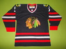 Jersey CHICAGO BLACKHAWKS (M) KOHO #5 1999/2007 PERFECT !!! NHL away