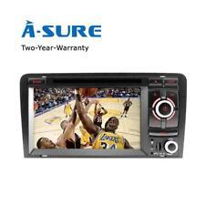 Audi A3 2003-2013 Car Radio Stereo DVD Player GPS Sat Nav S3 RS3 RNSE-PU Can bus