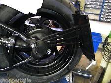 Seitlicher Kennzeichenhalter CNC-Alu für M800 / VL800 / VL 1500 / M1500 / M1800R