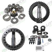 Revolution Gear Package 4.10's W/ Master Kits for Nissan Titan 04 & Up w/Locker