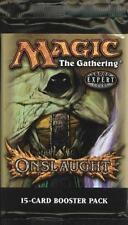 MTG Magic Cards Lot Onslaught Booster Pack x1 1 Booster Packs  Brand New YIZ