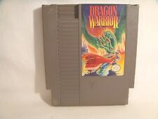 Dragon Warrior (Nintendo Entertainment System, 1989)  game only