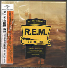 TAIWAN OBI 2-CD R.E.M. Out of time 25th anniversary Special Edition 2016 SEALED