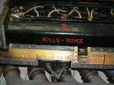 Rolls Royce Griffon engine Mark 58 aircraft engine