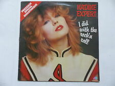"MAXI 12"" NADINE EXPERT I did with the rock n roll PROMO ABP 120001"