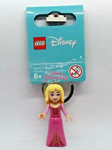 Brand New Lego - Aurora Keyring (2019) - Disney Princess - 853955