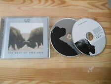 CD Pop U2 - The Best Of 1990 - 2000 : 2CD (30 Song) ISLAND REC