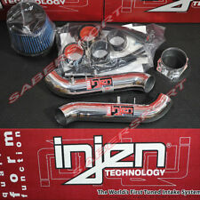Injen IS Polish Short Ram Air Intake kit for 1990-1996 Nissan 300ZX Non-Turbo