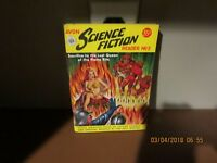 SCIENCE FICTION READER-#2-SACRIFICE TO THE LUST QUEEN OF THE FLAME RITE-1951-R39