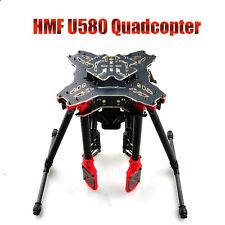 HMF U580 Totem RC Quadcopter Frame 4Axle Foldable Rack Umbrella FPV Landing Gear