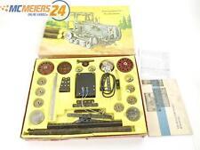 E103 VEB 6320 Nr. 7 Elektromechanischer Metallbaukasten DDR