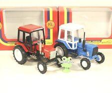 Traktor-Modelle im Maßstab 1:43