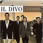 Il Divo Siempre (2006) CD