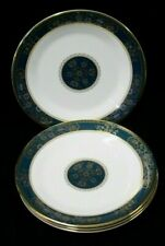 4 Royal Doulton England Fine Bone China H 5018 Carlyle Bread Plates  MINT