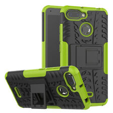 For Xiaomi Redmi 6A S2 5A 4X 4A Hybrid Rubber Armor Rugged Stand Back Case Cover