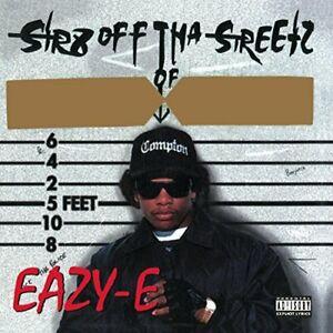 Eazy-E - Str8 Off Tha Streetz Of Muthaphukkin Compton [CD]
