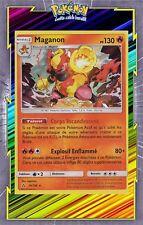 Maganon Holo - SL05:Ultra Prisme - 19/156 - Carte Pokemon Neuve Française