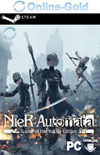 NieR Automata Game of the YoRHa Edition Key - STEAM Download Code - PC DE/EU