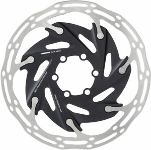 SRAM CenterLine XR CLX-R Road Disc Brake Rotor - 160mm, 6-Bolt, Silver/Black