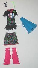 Monster High Ghoul Spirit Venus McFlytrap Outfit Clothes Shoes Megaphone NEW
