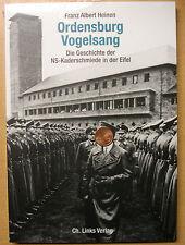 Ordensburg Vogelsang die Geschichte Eifel-Burg Lehrgänge Hintergründe Buch Book