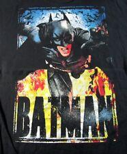 Vintage BATMAN The Dark Knight Rises Men's T-Shirt XL