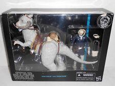 "New Star Wars Black Series HAN SOLO & TAUNTAUN Sealed 6"" A8724 (Damaged box) 4+"