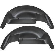 Husky Liners 79101 Rear Wheel Fender Guards Liner Black For 2006-2014 Ford F-150