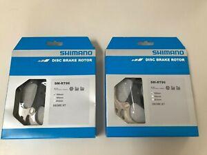Shimano XT SM-RT86 Disc Brake Rotor - 6-Bolt