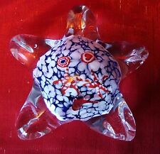 Awesome - Murano - Starfish - Paperweight - Millefiore - Nice One - Must L@@K!!