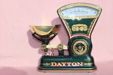 VINTAGE 1906 DAYTON 166 CANDY SCALE, TOBBACO, COFFEE.