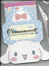 Sanrio Cinnamoroll Notepad Fold Notes 2 Designs