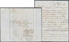 GB 1839 richiesta di retribuzione ferroviarie Cheshire lettera sopravvalutazione cospirazione