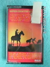 Super Country Hits, Vol. 3 - RCA tape - Country Musik verschiedener Interpreten