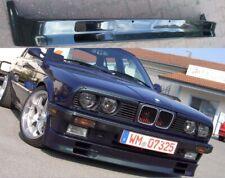 BMW E30 m technics   Genuine style front spoiler lip bumper addon