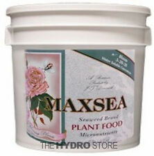 Maxsea 3-20-20 BLOOM Plant Food 20 LB - Water Soluble Seaweed micro nutrients