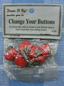 Dress It Up Shank Buttons - Jessie James Company - 6 Styles to Choose From - New
