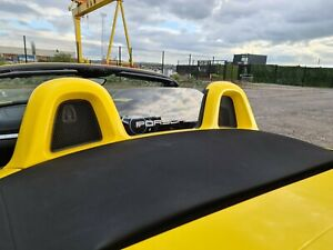 Porsche Boxster 981 & 718 wind deflector