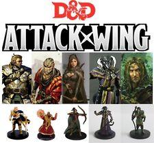 D et d attack wing op kit miniature lot de 5 édition limitée figures