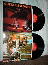 THE JOKERS-GUITAR BOOGIE VOL1 &3-LOT OF 2 NEAR MINT LPS