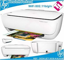 MULTIFUNCION HP INYECCION DESKJET 3636 IMPRESORA A4 USB WIFI (SOLO PENINSULA)