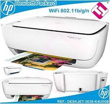 MULTIFUNCION HP INYECCION DESKJET 3636 IMPRESORA A4 USB WIFI (SOLO PENINSULA)
