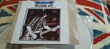 VAN HALEN Valencia 1977 15 track cd import Live Concert CD-R rare limited EDDIE