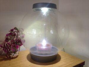 Biorb classic 30L fish tank aquarium bowl with light and air pump